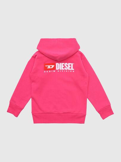 Diesel - SALBYZIP OVER, Rosa - Felpe - Image 2