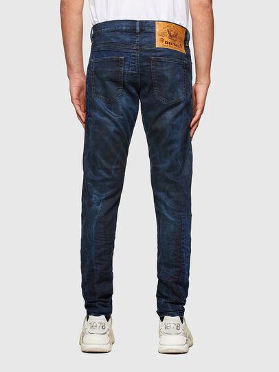 Diesel - D-Strukt JoggJeans® 069TY, Blu Scuro - Jeans - Image 2