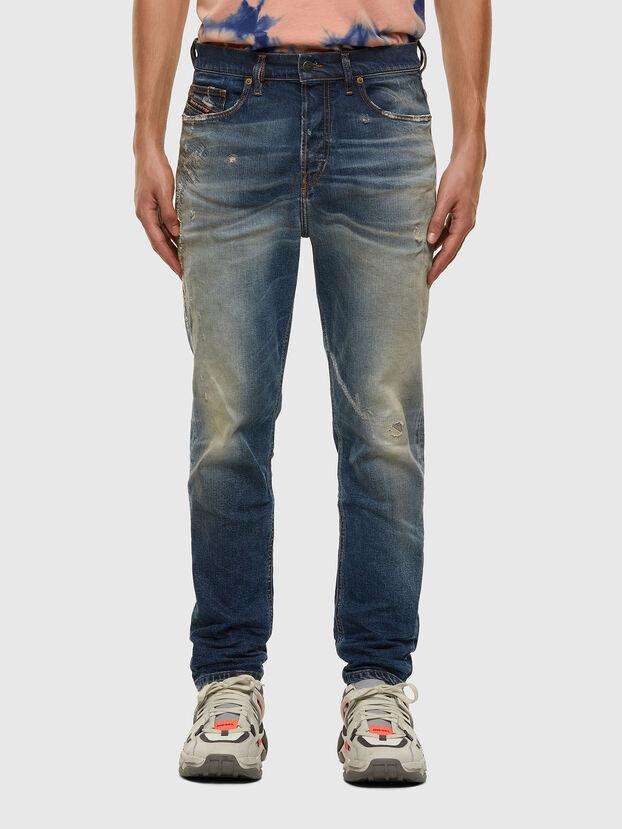 D-Vider 009FR, Blu medio - Jeans