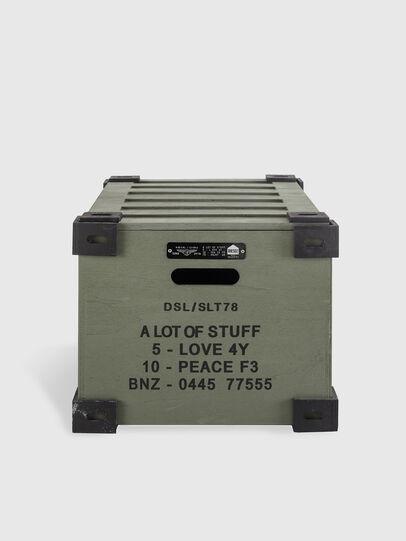 Diesel - 11120 SURVIVAL, Verde Militare - Accessori casa - Image 1