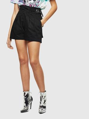 S-BISA, Nero - Shorts