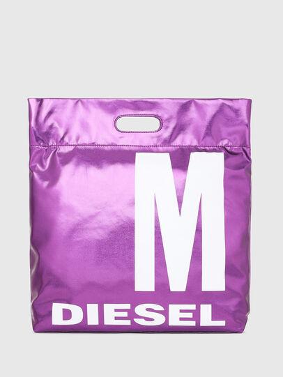 Diesel - F-LITT-HER M, Viola - Shopper e Borse a Spalla - Image 1