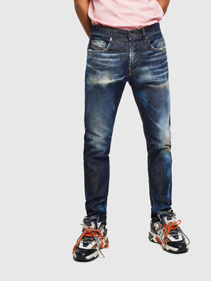 D-Strukt 009BH, Blu Scuro - Jeans
