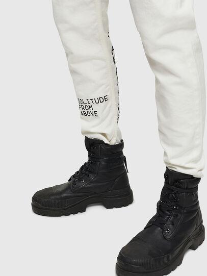 Diesel - D-Vider 069KT, Bianco - Jeans - Image 6