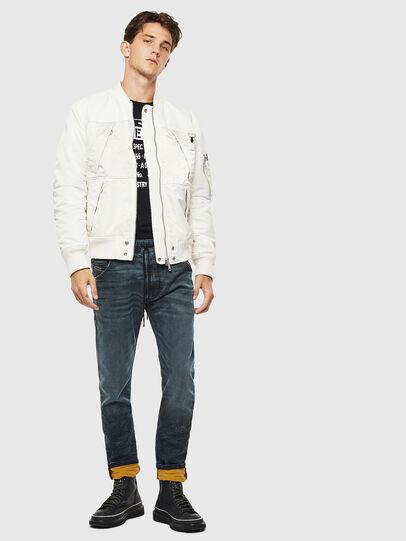 Diesel - Krooley JoggJeans 069MD, Blu Scuro - Jeans - Image 7