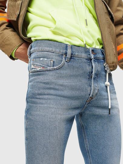 Diesel - Tepphar 0096Y, Blu Chiaro - Jeans - Image 3