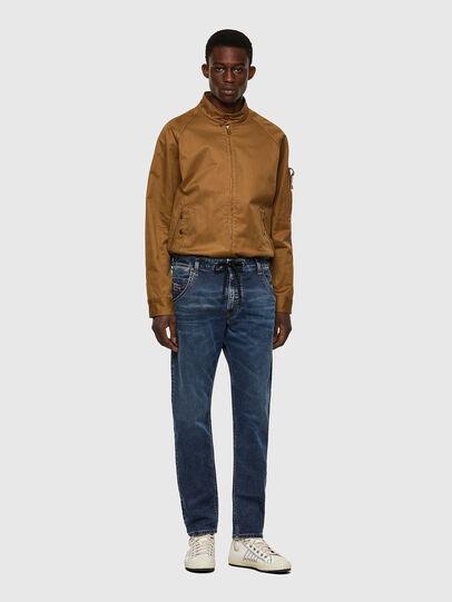 Diesel - Krooley JoggJeans® 069VX, Blu Scuro - Jeans - Image 5
