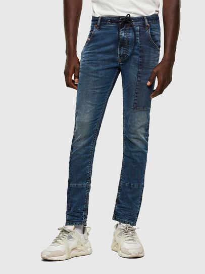 Diesel - Krooley JoggJeans® 069TX, Blu medio - Jeans - Image 1