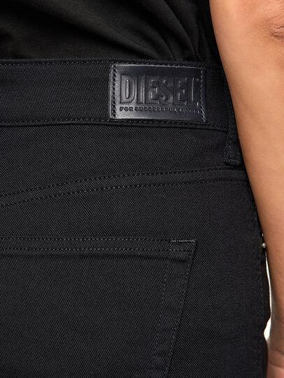 Diesel - D-Joy 0688H, Nero/Grigio scuro - Jeans - Image 4