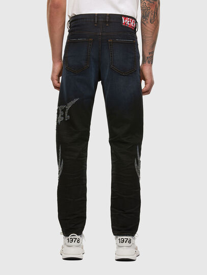 Diesel - D-Vider JoggJeans 009HE, Blu Scuro - Jeans - Image 2