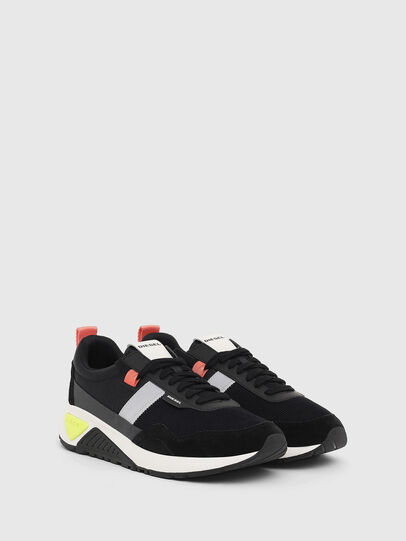 Diesel - S-KB LOW RUN, Nero - Sneakers - Image 2