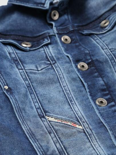 Diesel - JAFFYJ JOGGJEANS, Blu Jeans - Giacche - Image 3