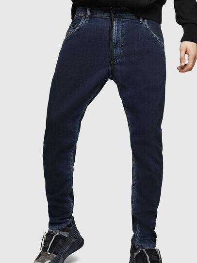 Diesel - Krooley JoggJeans 069HY, Blu Scuro - Jeans - Image 4