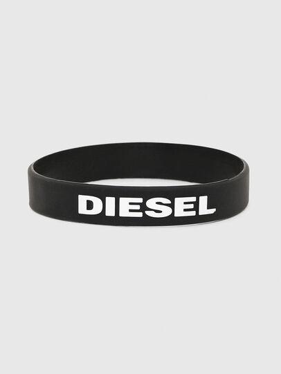 Diesel - A-TEXT, Nero - Bijoux e Gadget - Image 1
