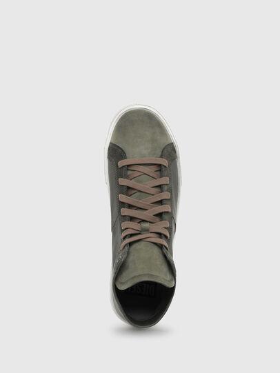 Diesel - S-MYDORI MC, Verde Militare - Sneakers - Image 6