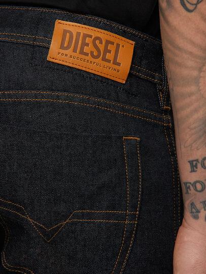 Diesel - Zatiny 009HF, Blu Scuro - Jeans - Image 4