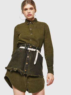DE-DESY-Z, Verde Militare - Vestiti