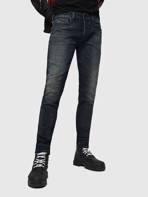 Sleenker 0870J, Nero/Grigio scuro - Jeans