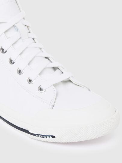 Diesel - S-ASTICO MID CUT W, Bianco - Sneakers - Image 5