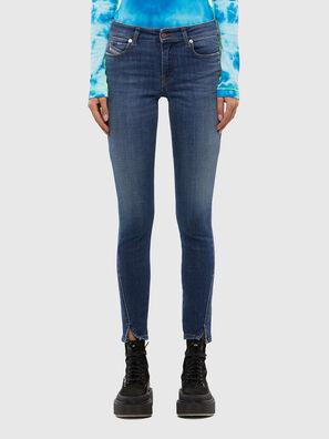 D-Jevel 009JK, Blu medio - Jeans