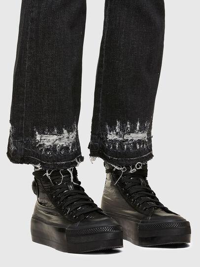Diesel - D-Earlie 009JZ, Nero/Grigio scuro - Jeans - Image 5