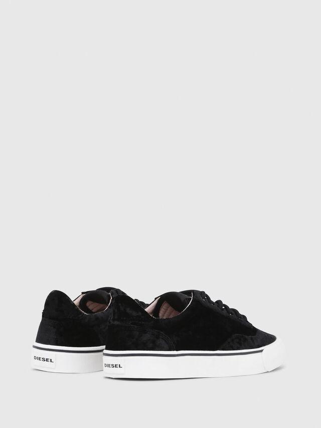 Diesel - S-FLIP LOW W, Nero - Sneakers - Image 3