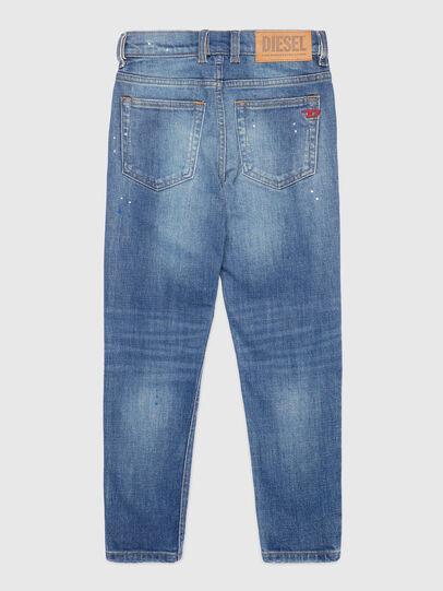 Diesel - D-VIDER-J, Blu Chiaro - Jeans - Image 2