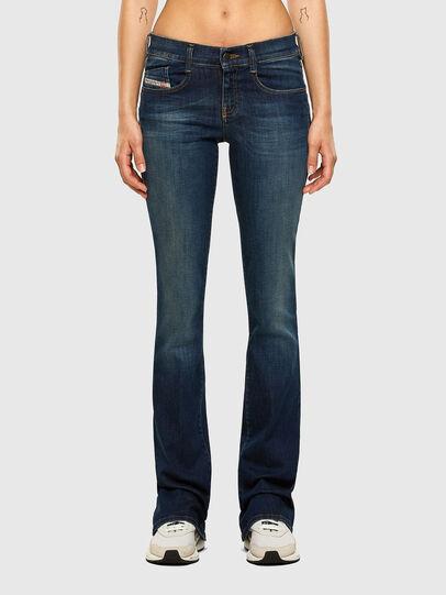 Diesel - D-Ebbey 009HL, Blu Scuro - Jeans - Image 1