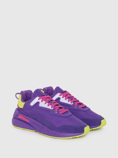 Diesel - S-SERENDIPITY LC W, Viola - Sneakers - Image 2