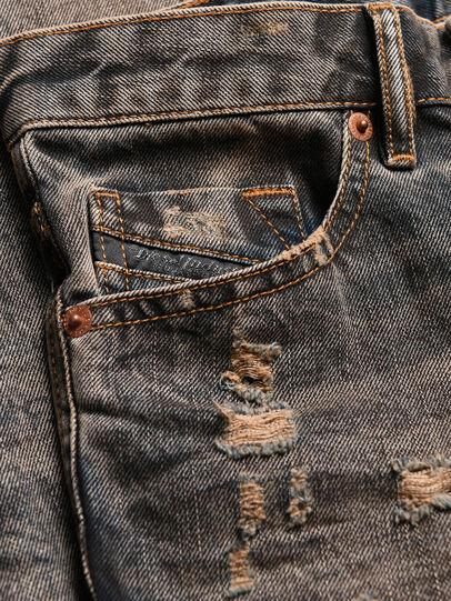 Diesel - NARROT-R-J-N, Blu Chiaro - Jeans - Image 3