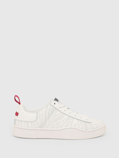 Diesel - S-CLEVER LOW LACE W, Bianco - Sneakers - Image 1