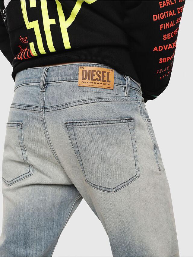 Diesel - D-Strukt 081AP, Blu Chiaro - Jeans - Image 3