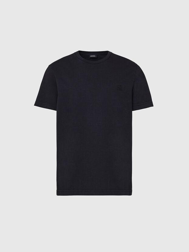 T-DIEGOS-K31, Nero - T-Shirts