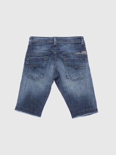 Diesel - DARRON-R-J SH-N, Blu Scuro - Shorts - Image 2