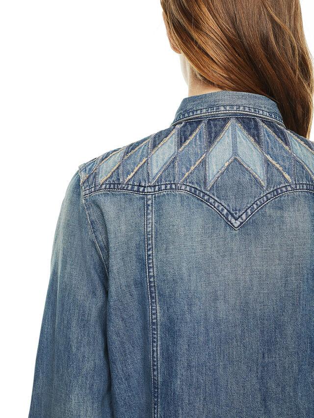 Diesel - CALLYVAN, Blu Jeans - Camicie - Image 4