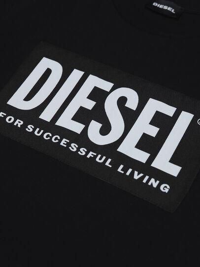 Diesel - TUSTY, Nero - T-shirts e Tops - Image 3