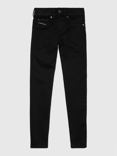 Diesel - DHARY-J, Nero - Jeans - Image 1