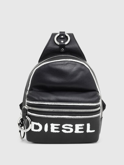 Diesel - ZANE', Nero/Bianco - Zaini - Image 1