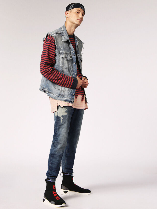 NARROT-T JOGGJEANS 084PU, Blu Jeans