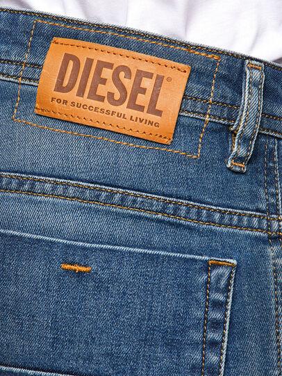 Diesel - Thommer 009EI, Blu medio - Jeans - Image 4