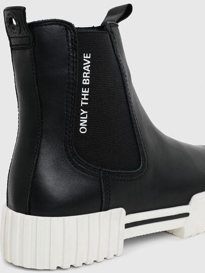 Diesel - H-MERLEY CB, Nero - Sneakers - Image 4