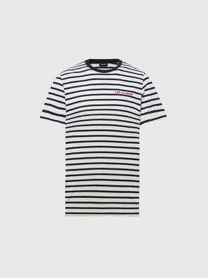 T-DIEGOSCO, Nero - T-Shirts
