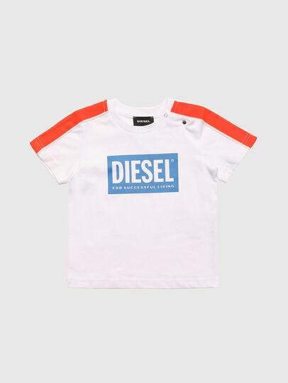 Diesel - TANGEB, Bianco - T-shirts e Tops - Image 1