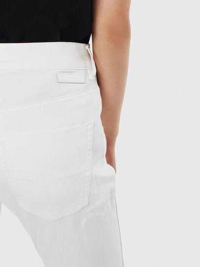 Diesel - Krailey JoggJeans 069DS, Bianco - Jeans - Image 4