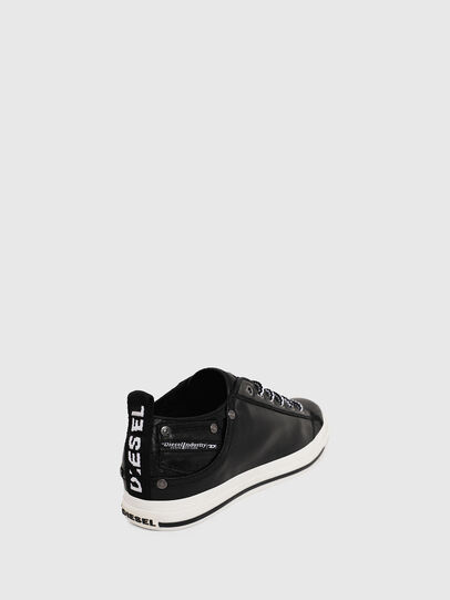 Diesel - EXPOSURE LOW I, Nero - Sneakers - Image 4