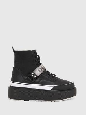 H-SCIROCCO STRAP, Nero - Sneakers