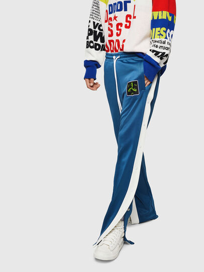 Diesel - P-DMITRY, Blu Brillante - Pantaloni - Image 4