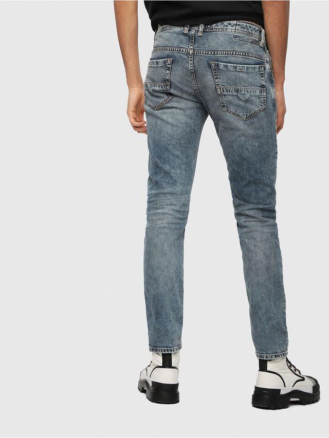 Diesel - Thommer 084UX, Blu medio - Jeans - Image 2