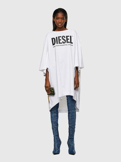 Diesel - D-EXTRA-ECOLOGO, Bianco - Vestiti - Image 1