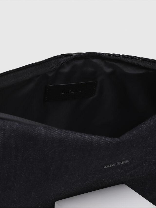 Diesel - D-SUBTORYAL CLUTCH, Blu Jeans - Pochette - Image 3
